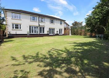 Thumbnail 5 bedroom detached house for sale in Bassingbourne Close, Broxbourne
