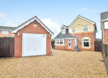Thumbnail 3 bed detached house for sale in Cardyke Way, Bracebridge Heath, Lincoln