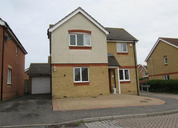 Thumbnail 3 bed detached house for sale in Warden Point Way, Seasalter, Whitstable