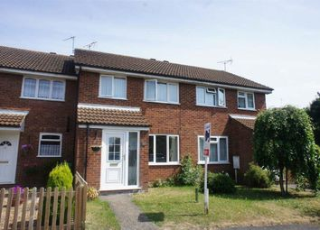 Thumbnail 3 bedroom semi-detached house to rent in Petersham Close, Newport Pagnell, Milton Keynes