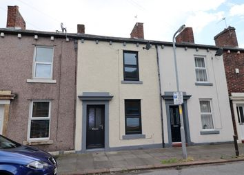 Thumbnail 2 bedroom terraced house for sale in Morton Street, Carlisle