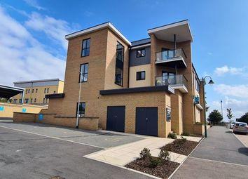 Thumbnail 2 bed flat to rent in Hereward House, St. Edmunds Walk, Peterborough