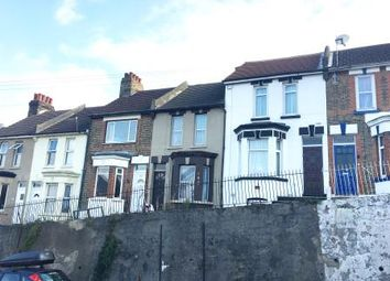Thumbnail 3 bed terraced house for sale in 109 Magpie Hall Road, Chatham, Kent