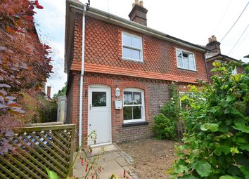 Thumbnail 3 bed semi-detached house for sale in Thursley Road, Elstead, Godalming, Surrey