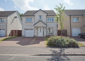 Thumbnail 4 bed detached house for sale in Cortmalaw Crescent, Robroyston, Glasgow