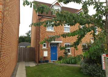 Thumbnail 3 bed semi-detached house for sale in The Orchards, Leyland, Preston, Lancashire