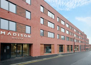 1 bed flat to rent in Madison House, Wrentham Street, Birmingham B5