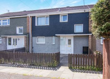 Thumbnail 3 bed terraced house for sale in Swaledale Close, Eastham, Wirral