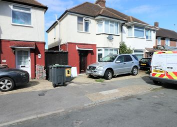 Thumbnail 3 bed terraced house to rent in Wickstead Avenue, Luton