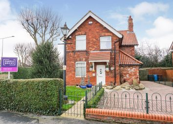 Thumbnail 3 bed detached house for sale in Wymersley Road, Hull
