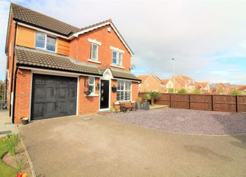 Thumbnail 4 bed detached house for sale in Dallam Dell, Thornton