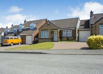 Thumbnail 2 bed semi-detached bungalow for sale in Priory Court, Sacriston, Durham
