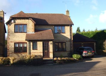 Thumbnail 4 bed detached house to rent in Chantry Close, Woburn Sands