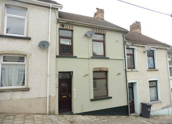 Thumbnail 4 bed terraced house for sale in Thomas Street, Mountain Ash