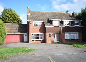 Thumbnail 4 bed detached house for sale in Oak Close, Westoning, Bedford