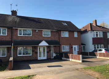 Thumbnail 3 bed terraced house for sale in Bucklands End Lane, Shard End, Birmingham
