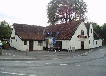 Thumbnail Pub/bar for sale in Ipswich Road, Suffolk
