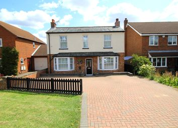 Thumbnail 4 bed detached house for sale in Bedford Road, Wootton, Bedford, Bedfordshire