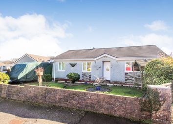 Thumbnail 3 bed detached bungalow for sale in Penhale Close, St. Cleer, Liskeard