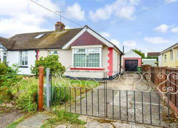 Thumbnail 2 bed semi-detached bungalow for sale in Victoria Crescent, Wickford, Essex