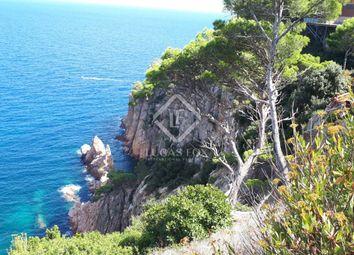 Thumbnail Land for sale in Spain, Costa Brava, Aiguablava, Cbr12877