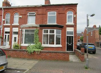Thumbnail 3 bed end terrace house for sale in Albion Street, Old Trafford, Manchester