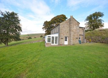 Thumbnail 4 bed detached house for sale in Wearhead, Bishop Auckland