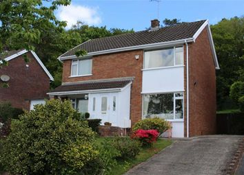 Thumbnail 4 bed detached house for sale in Hendrefoilan Avenue, Sketty, Swansea
