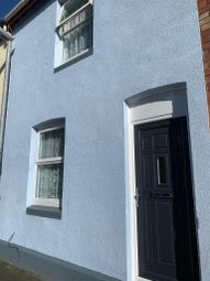 Thumbnail 3 bed terraced house to rent in Salisbury Road, Newton Abbot