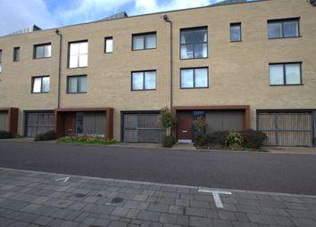 Thumbnail 4 bed terraced house to rent in Glebe Farm Drive, Trumpington, Cambridge