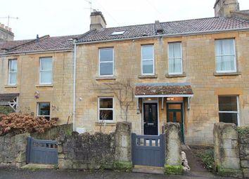 Thumbnail 3 bed terraced house for sale in Ashley Road, Bathford, Bath