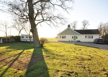 Thumbnail 3 bed detached bungalow for sale in Long Green, Wortham, Diss