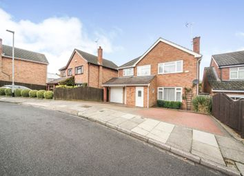 Thumbnail 4 bed detached house for sale in Ardley Close, Dunstable