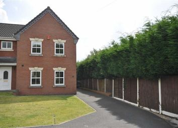 Thumbnail 3 bed semi-detached house to rent in Kibblestone Road, Oulton, Stone