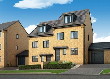 "Thumbnail 3 bed property for sale in ""The Bamburgh At Timeless"" at York Road, Leeds"