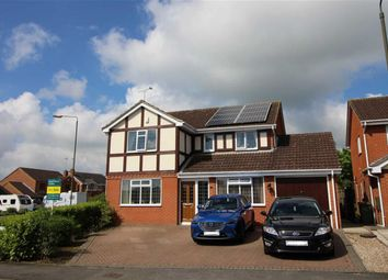 Thumbnail 4 bed detached house for sale in Nailers Way, Belper, Derbyshire