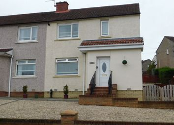 Thumbnail 2 bedroom semi-detached house to rent in North Dryburgh Road, Wishaw
