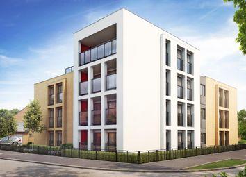 "Thumbnail 2 bedroom flat for sale in ""Landmark"" at Fen Street, Brooklands, Milton Keynes"