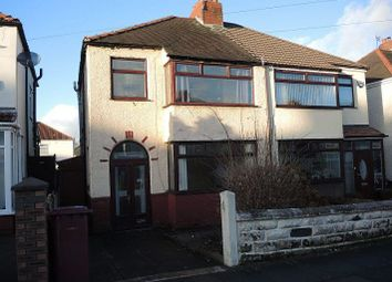 Thumbnail 3 bed semi-detached house for sale in 88 Swanside Road, Knotty Ash, Liverpool