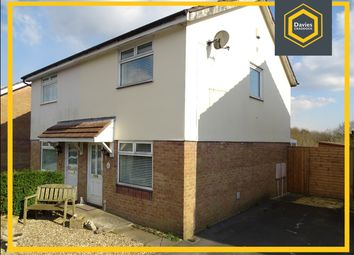 Thumbnail 2 bed semi-detached house to rent in Clos Plas Isaf, Llangennech, Llanelli