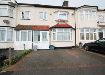 Thumbnail 3 bed terraced house for sale in Gantshill Crescent, Ilford
