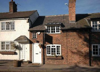 Thumbnail 2 bed cottage for sale in Marthall Lane, Ollerton, Knutsford