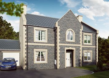 """Thumbnail 5 bedroom detached house for sale in """"The Oak"""" at Mill Lane, Bitton, Bristol"""