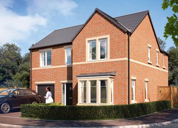 "Thumbnail 4 bedroom detached house for sale in ""The Norbury"" at Harrogate Road, Apperley Bridge, Bradford"