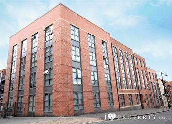 Thumbnail 2 bedroom flat to rent in The Big Peg, Warstone Lane, Hockley, Birmingham