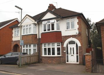 Thumbnail 3 bed semi-detached house to rent in Denham Road, Egham