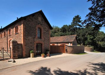 Thumbnail 4 bed barn conversion for sale in Farringdon, Bridgwater