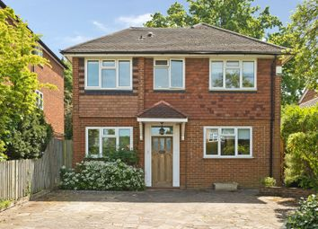 Thumbnail 4 bed detached house for sale in Lovelace Road, Long Ditton, Surbiton