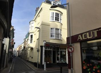 Thumbnail 1 bed flat for sale in Bond Street, Weymouth, Dorset