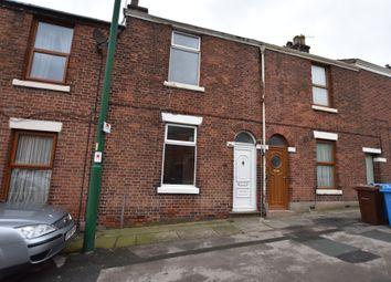 Thumbnail 2 bed terraced house to rent in Preston Street, Kirkham, Preston